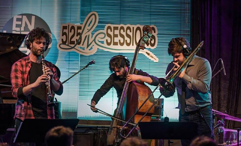 5_25 live sessions En Lefko 87.7